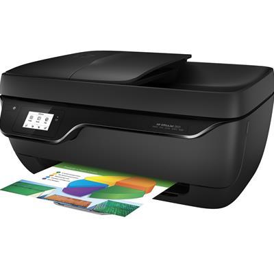 HP OfficeJet 3831 Thermal Inkjet 8 ppm 1200 x 1200 DPI A4 Wi-Fi