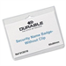 Durable 813519 Badge PVC 20pc(s) identity badge/badge holder