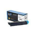 Click, Save & Print Remanufactured Kyocera TK5150C Cyan Toner Cartridge