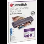 Swordfish 48004 50, 5pc(s) laminator pouch