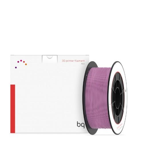 bq PLA filament 1.75mm Polylactic acid (PLA) Violet 1000g