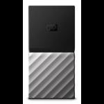 Western Digital My Passport SSD 2000 GB Black,Silver