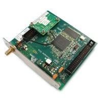 Zebra P1046696-001 print server Wireless LAN Internal Green