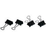 ESSELTE FOLDBACK CLIPS ESSELTE #1 19MM BX12(EACH)
