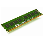 Kingston Technology ValueRAM 8GB DDR3L 1600MHz Module 8GB DDR3L 1600MHz ECC memory module
