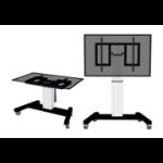 Neomounts by Newstar motorised floor stand