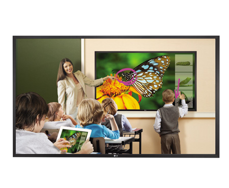 """LG KT-T550 55"""" Multi-touch USB touch screen overlay"""