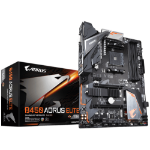 Gigabyte B450 AORUS ELITE motherboard Socket AM4 ATX AMD B450