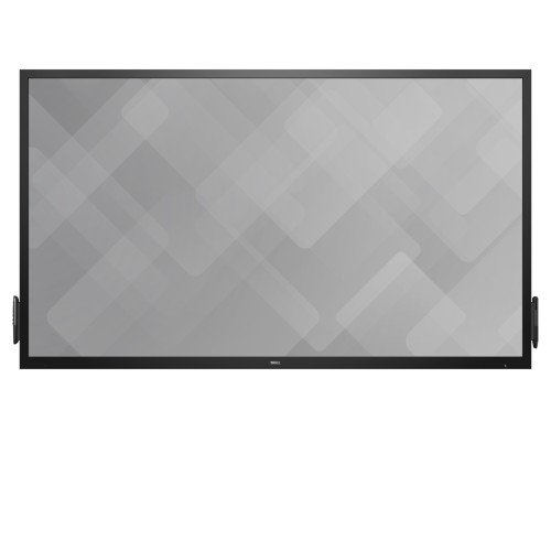 "DELL C7017T interactive whiteboard 177.8 cm (70"") Touchscreen 1920 x 1080 pixels Black USB"