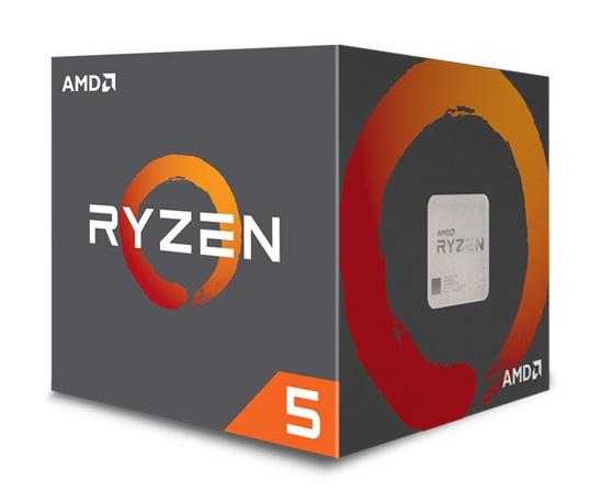 AMD Ryzen 5 1600x procesador 3,6 GHz Caja 16 MB L3