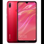 """Huawei Y7 2019 15.9 cm (6.26"""") 3 GB 32 GB Dual SIM 4G Micro-USB Red Android 8.1 4000 mAh"""