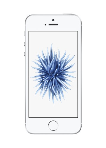 "Apple iPhone SE 4"" Single SIM 4G 128GB Silver"