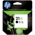 HP 21XL Origineel Zwart 1 stuk(s)