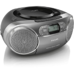 Philips AZB600/12 portable stereo system Digital 2 W Grey
