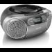 Philips AZB600/12 portable stereo system Digital 2 W Grey