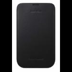 Samsung Leather Pouch Pouch case Black
