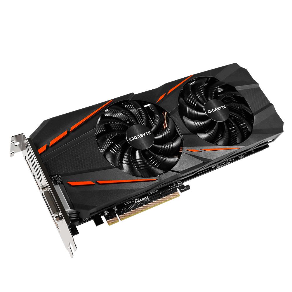 Gigabyte GeForce GTX 1060 G1 Gaming 6G NVIDIA 6GB