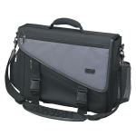 Tripp Lite NB1001BK Briefcase Black, Grey notebook case