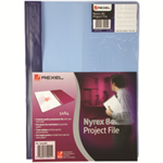 Rexel Nyrex™ 80 Project File A4 Blue