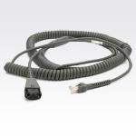 Zebra CBA-D03-C20ZAR bar code reader's accessory