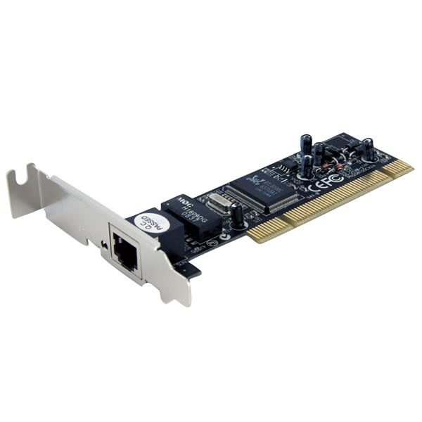 StarTech.com 1 Port Low Profile PCI 10/100 Mbps Ethernet Network Adapter Card ST100SLP