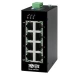 Tripp Lite NGI-U08 network switch Unmanaged Gigabit Ethernet (10/100/1000) Black