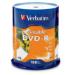 Verbatim DVD-R InkJet 4.7GB DVD-R 100pcs