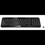 Logitech K360 toetsenbord RF Draadloos QWERTY Nederlands Zwart
