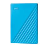 Western Digital My Passport external hard drive 2000 GB Blue