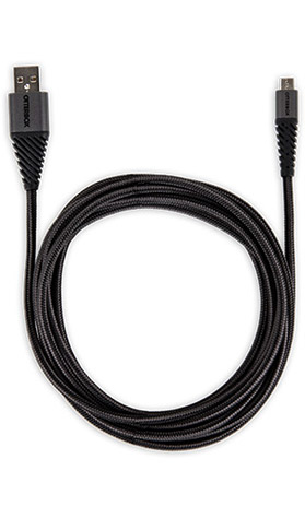Otterbox 78-51152 cable USB 3 m USB A Micro-USB B Male Black