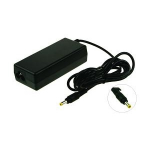 2-Power ALT0369A Indoor 65W Black power adapter/inverter