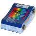 Zebra TrueColours® Resin - black - f P310f cinta para impresora 1000 páginas