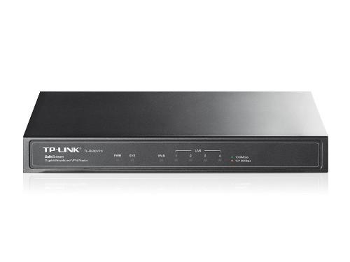 TP-LINK TL-R600VPN wired router Ethernet LAN Blue