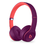 Apple Beats Solo3 mobile headset Binaural Head-band Magenta,Pink Wired & Wireless