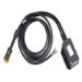 Zebra 25-71919-04R cable de transmisión Negro