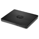 HP F6V97AA#ABB DVD-RW Black optical disc drive