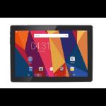 """Hannspree Hercules 2 16 GB 25.6 cm (10.1"""") Mediatek 2 GB Wi-Fi 4 (802.11n) Android 7.0 Black"""