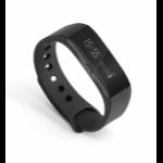 "Technaxx Trackfit TX-63 Wristband activity tracker 0.91"" OLED Wireless IP66 Black"