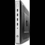 HP t630 2 GHz GX-420GI Silver,Black ThinPro 1.52 kg