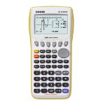 Casio FX-9750GII Pocket Scientific calculator Yellow calculator
