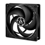 ARCTIC P12 PWM PST - Pressure-optimised 120 mm Fan with PWM PST