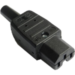 Cablenet C15 (10Amp) Hot Condition Power Connector (Screw)