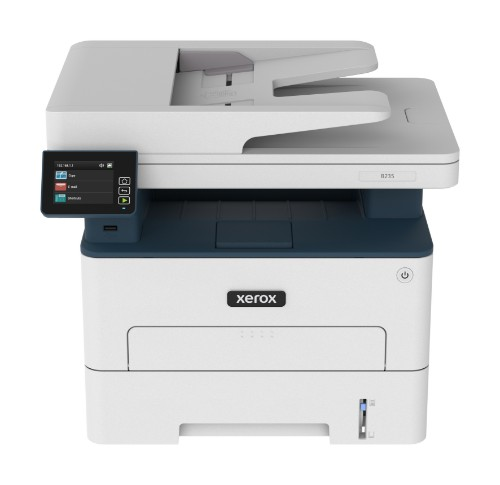 Xerox B235 A4 34ppm Wireless Duplex Copy/Print/Scan/Fax PS3 PCL5e/6 ADF 2 Trays Total 251 Sheets UK