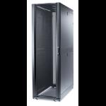 APC NetShelter SX 52U 42U Freestanding rack Black