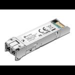 TP-LINK TL-SM311LS network transceiver module Fiber optic 1250 Mbit/s mini-GBIC/SFP 1310 nm