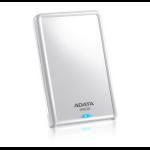 ADATA 1TB HV620 1000GB White external hard drive