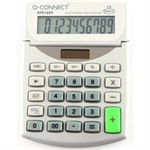 Q-CONNECT KF01604 Pocket Basic calculator Grey calculator