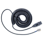 VXi QD 1029G 3m Black telephony cable