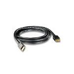 Aten 2L-7D02H HDMI cable 1.8 m HDMI Type A (Standard) Black