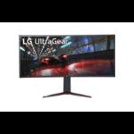"LG 38GN950-B computer monitor 95.2 cm (37.5"") 3840 x 1600 pixels UltraWide Quad HD+ LCD Black"